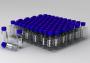 Vial C/R N9 Incolor Grad. 11,6 x 32 mm 1,5 ml 100 und./cx. Uniglas