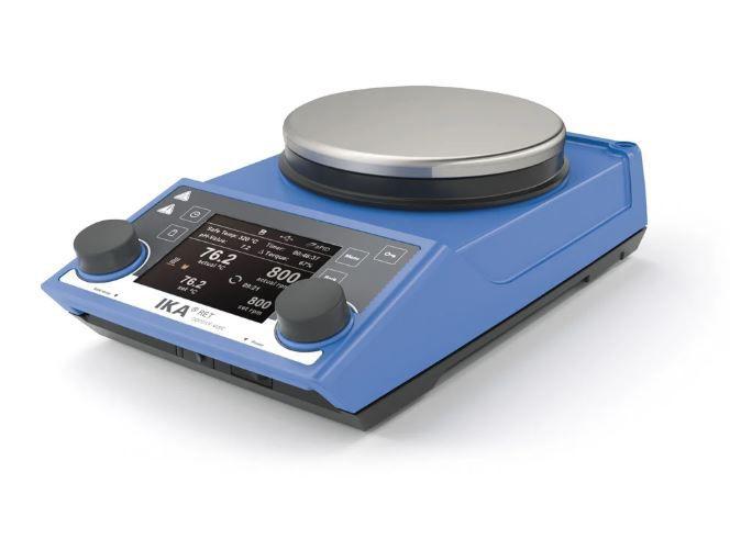 Agitador Magnético com Aquecimento Ret Control-Visc Ika FG