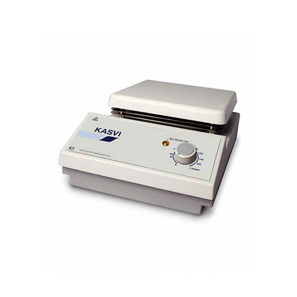 Agitador Magnético Sem Aquecimento 110V Kasvi