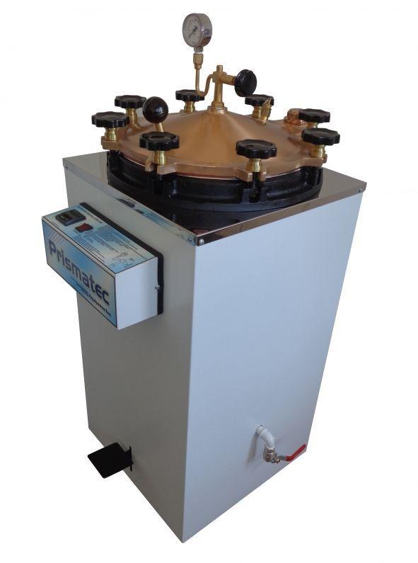 Autoclave Vertical Digital CS 150 (150 l) Prismatec