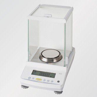 Balança Analítica ATX 224  com Capela Calibração Interna Shimadzu ETQ - ENTREGA IMEDIATA