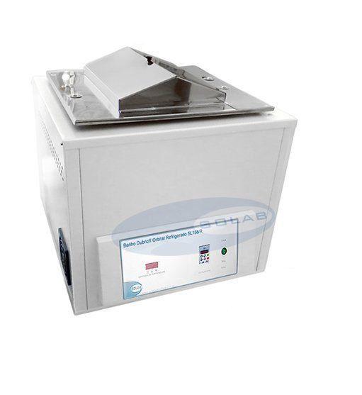 Banho Maria Metabólico tipo Dubnoff (Refrigerado) 220V Solab