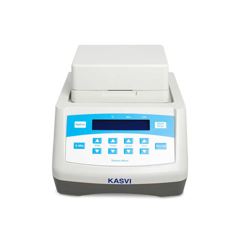 Banho Seco com Agitação (Thermo Shaker) 220V Kasvi CK