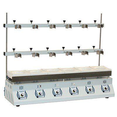 Bateria de Aquecimento (Sebelin) para 6 provas Novatecnica
