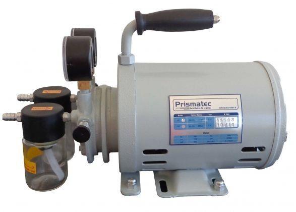 Bomba de Vácuo e Ar Comprimido Mod. 131 Prismatec