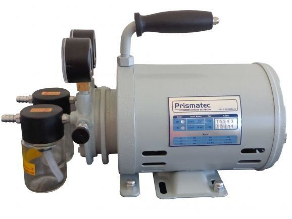 Bomba de Vácuo e Ar Comprimido Mod.132 Prismatec