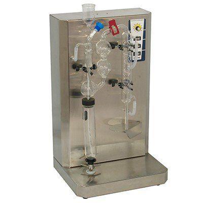 Destilador de Nitrogênio e Proteína Novatecnica