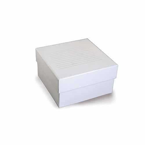 Caixa Fibra de Papelão para 81 Microtubos de 1,5 ml a 2 ml - 1und. Kasvi