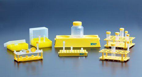 Caixa para 81 Tubos Criogênicos de 1,2 ml e 2 ml - 1 und. TPP