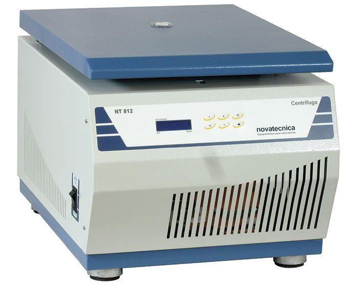 Calibração Rastreável de Centrifuga (Calibração Rotação + Tempo)