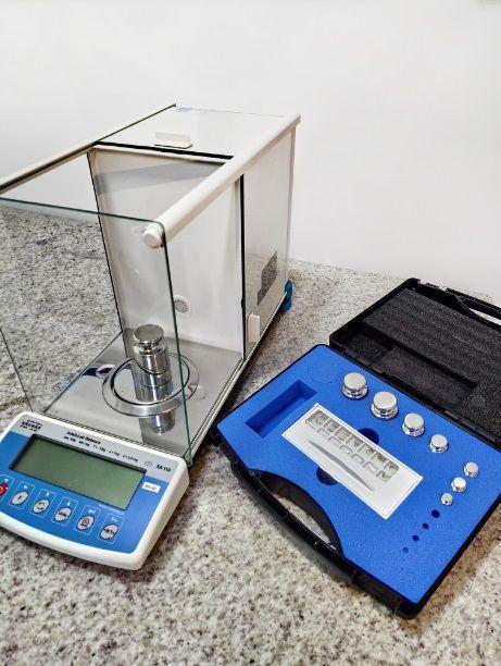 Calibração Rastreável de Conjunto de Peso Padrão