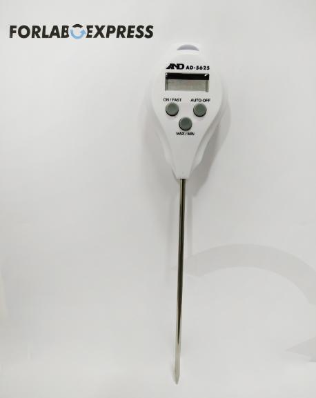 Calibração Rastreável de Termômetro Tipo Espeto
