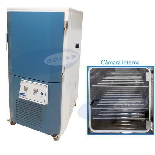 Câmara Climática Digital 150 lts Solab