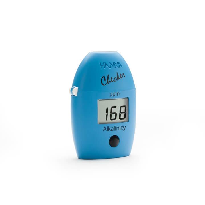Colorímetro Checker para Medição de Alcalinidade em Água Potável Hanna