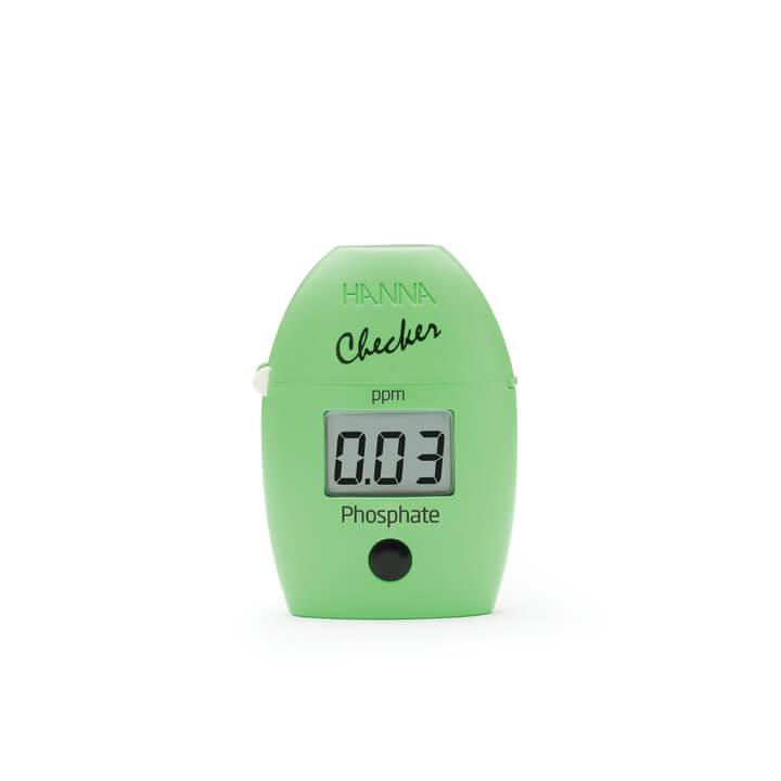 Colorímetro Checker para Medição de Fosfato Faixa Baixa Hanna