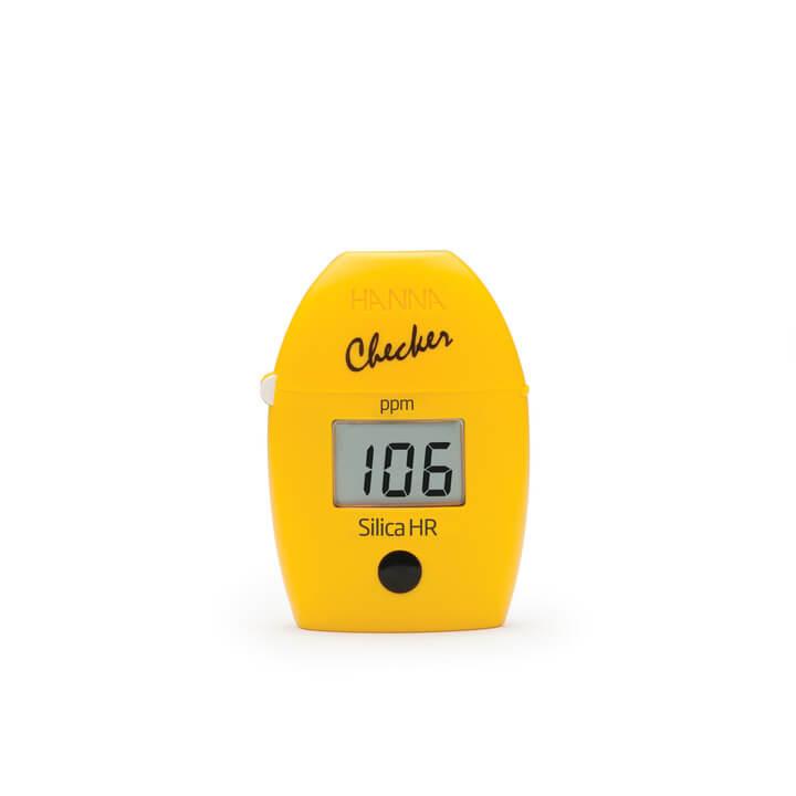 Colorímetro Checker para Medição de Sílica Faixa Alta Hanna