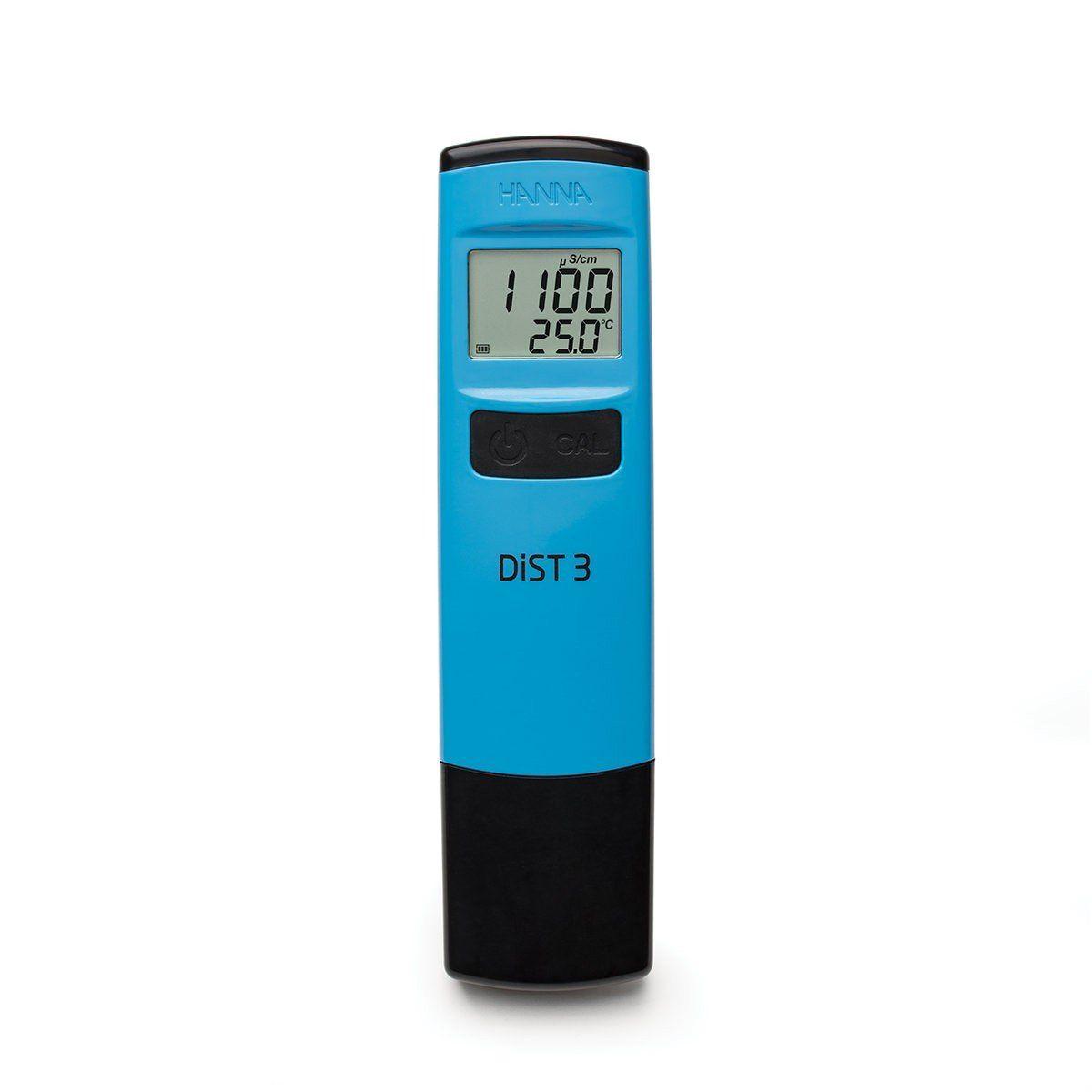 Condutivímetro DIST3 Prova D'água Hanna ETQ - ENTREGA IMEDIATA