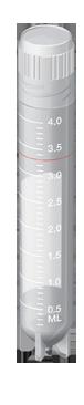 Tubo Criogênico (criotubo) 4,0ml Estéril, Rosca Externa 100 und./pct. Capp