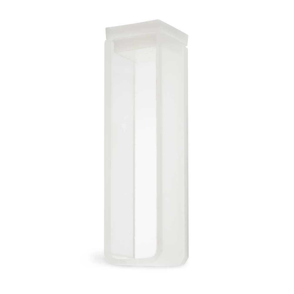 Cubeta em Quartzo ES, 2 Faces Polidas Passo 10 mm, 3,5 ml Kasvi
