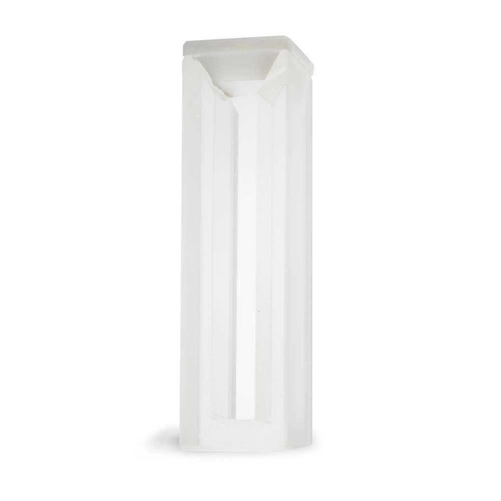 Cubeta em Vidro Óptico, 2 Faces Polidas Passo 10 mm, 1,7 ml. Kasvi