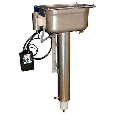 Destilador de Água Tipo Pilsen 5 L/H Novatecnica