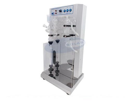 Destilador de Nitrogênio/ Proteína Solab