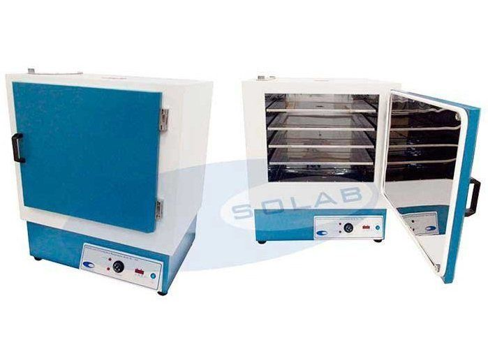 Estufa com Circulação e Renovação de Ar, Digital, 250 Litros, Solab