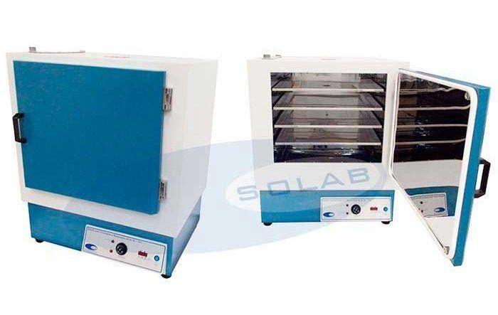 Estufa com circulação e renovação de ar, digital, 64 litros, Solab