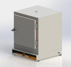 Estufa de esterilização e secagem digital 150 litros thoth, 110 v.