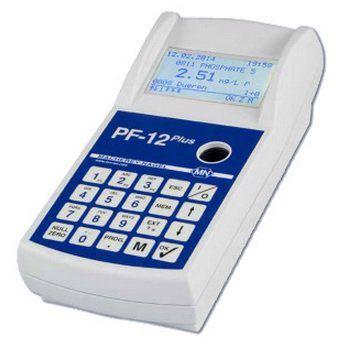 Fotômetro PF-12 Plus Multiparâmetros Portátil Completo Macherey-Nagel (MN)