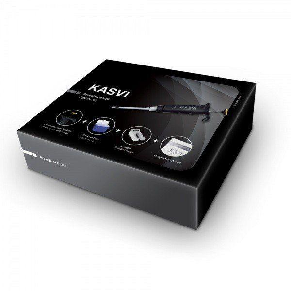 Kit de Micropipetas Premium Black 20ul, 200ul e 1000ul Kasvi