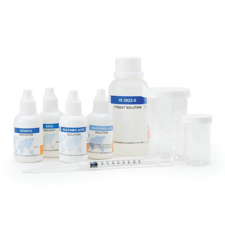 Kit de Teste Químico de Sulfito Hanna