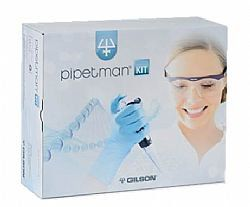 Kit Pipetman Classic P20, P200 e P1000 Gilson