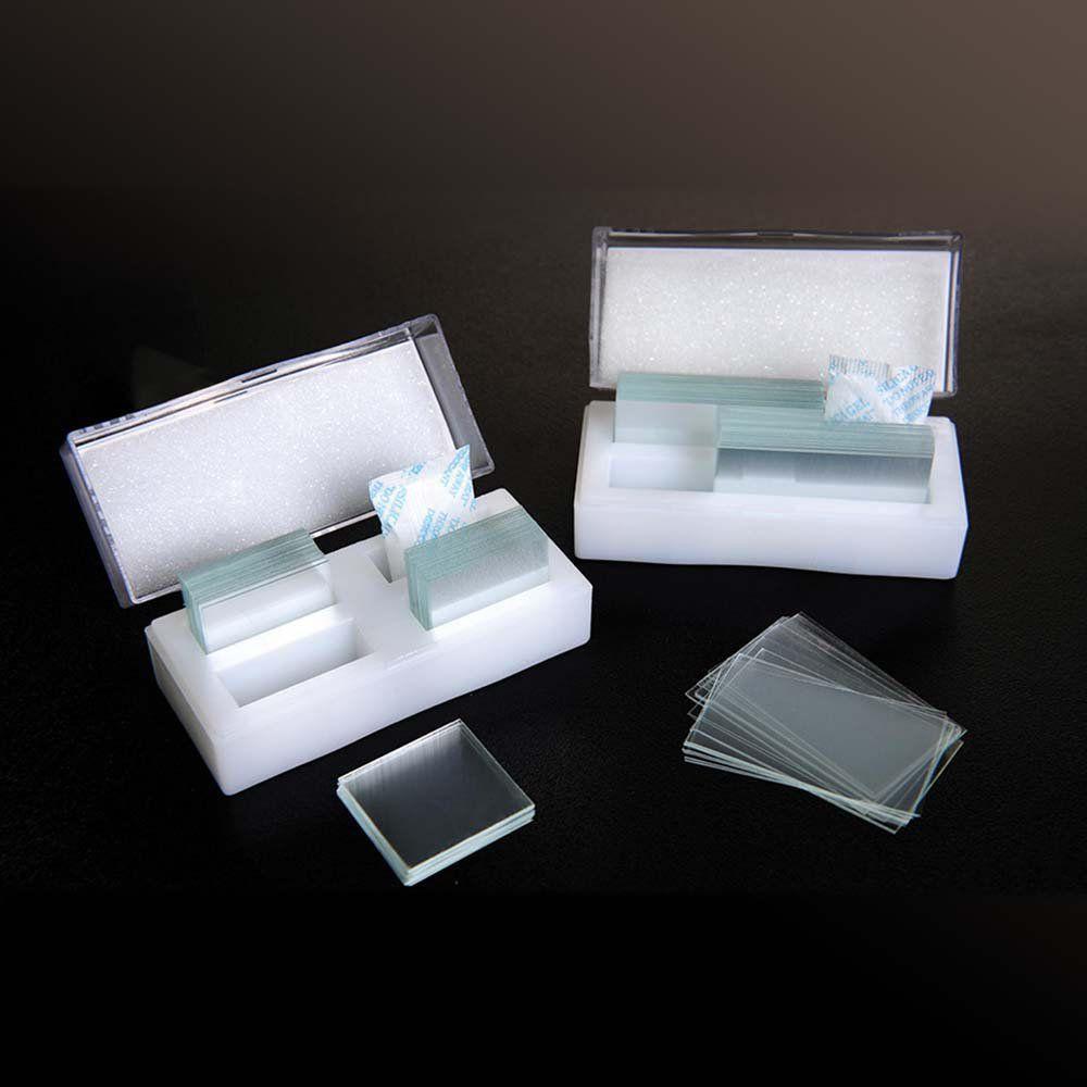 Lamínula 24 x 40 mm 1000 un./cx. Firstlab