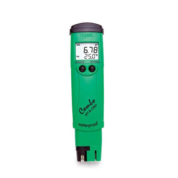 Medidor Combo pH (pHmetro)/Orp/Temperatura Hanna FG