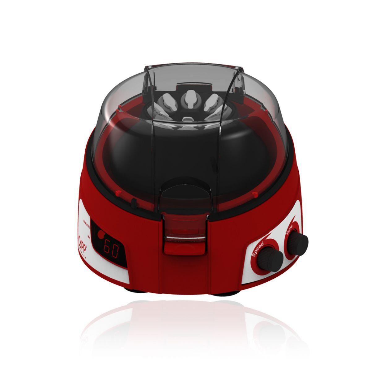 Microcentrífuga Capp Rondo 6.000 rpm com Velocidade Ajustável Capp