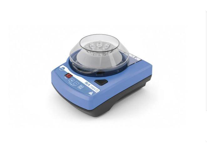 Microcentrífuga Mini G com Velocidade Fixa 6000 rpm Ika