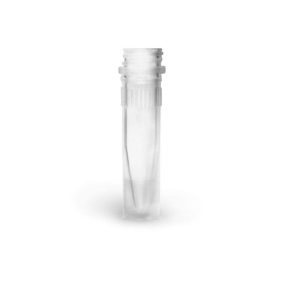 Microtubo de Centrifugação Rosqueável 1,5 ml Fundo Autossustentável  - 500 und./pct. Kasvi