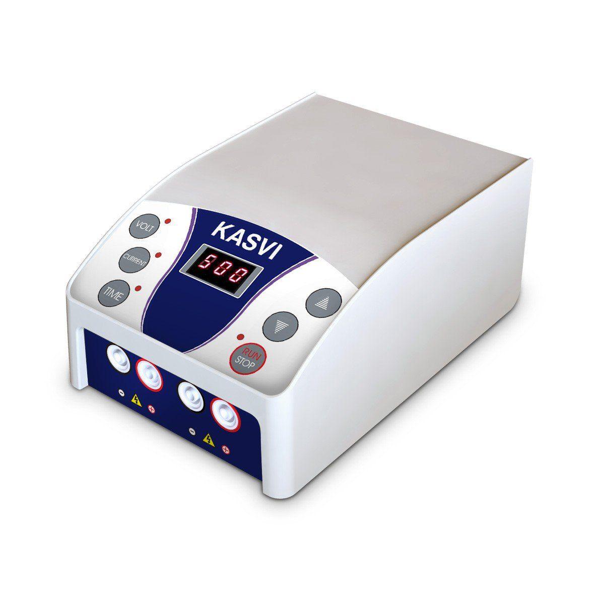 Mini Fonte de Eletroforese 500V Bivolt Kasvi