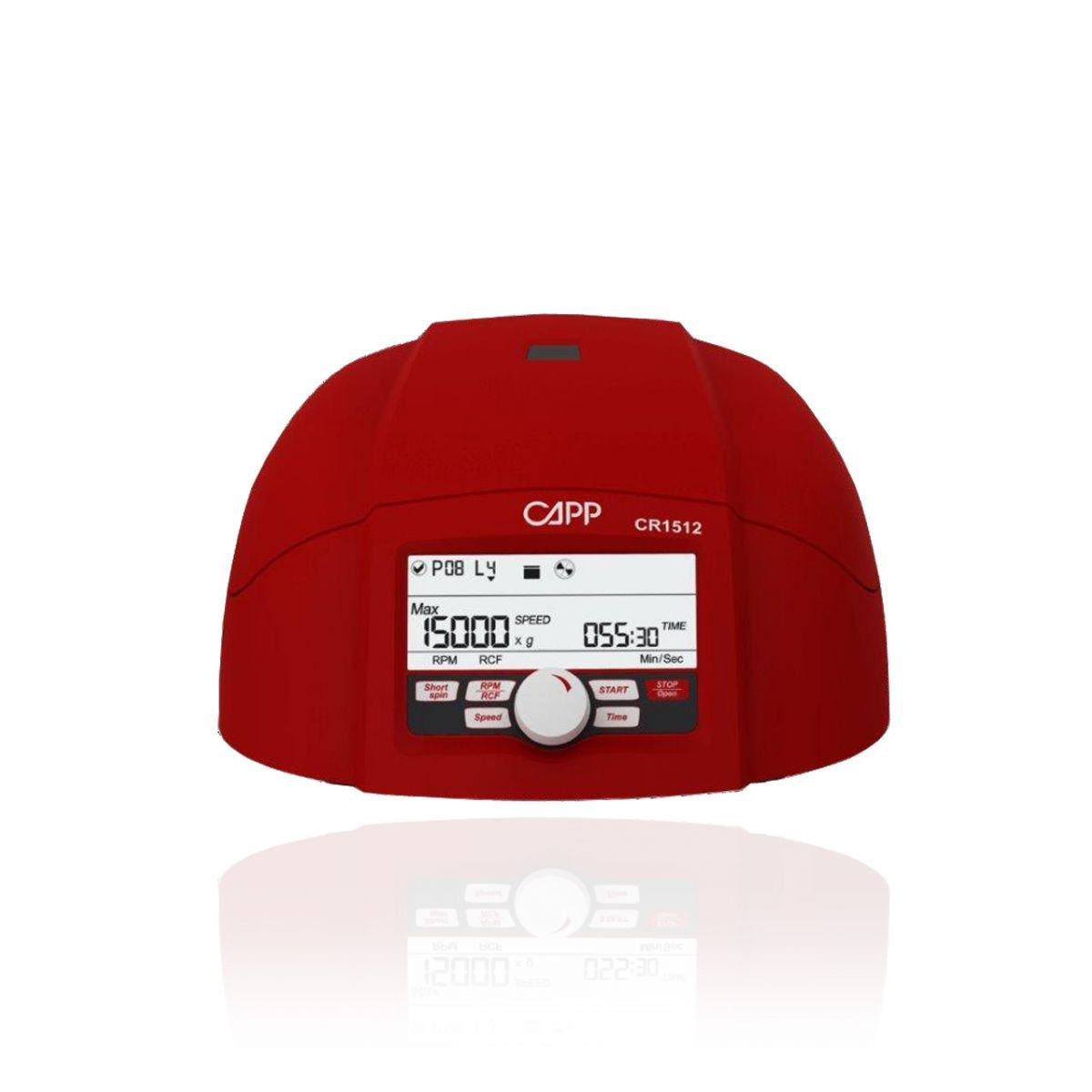 Minicentrífuga Capp Rondo Mini 15.000 rpm Capp CC FG
