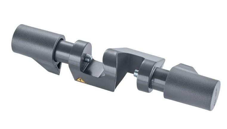 Mufa R 182 para fixação ø 6 - 16 mm para suporte R 1826 Ika ETQ