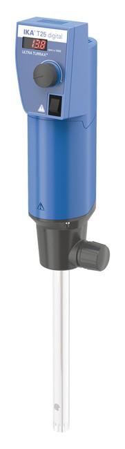 Pacote Dispersor Ultra Turrax até 2000 ml T 25 Digital Ika