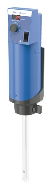 Pacote Dispersor Ultra Turrax T 50 Digital até 30 Litros Ika