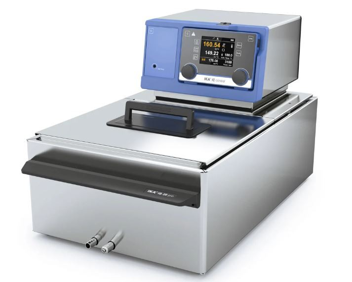 Pacote Termostato IC Control Pro 20 C Ika