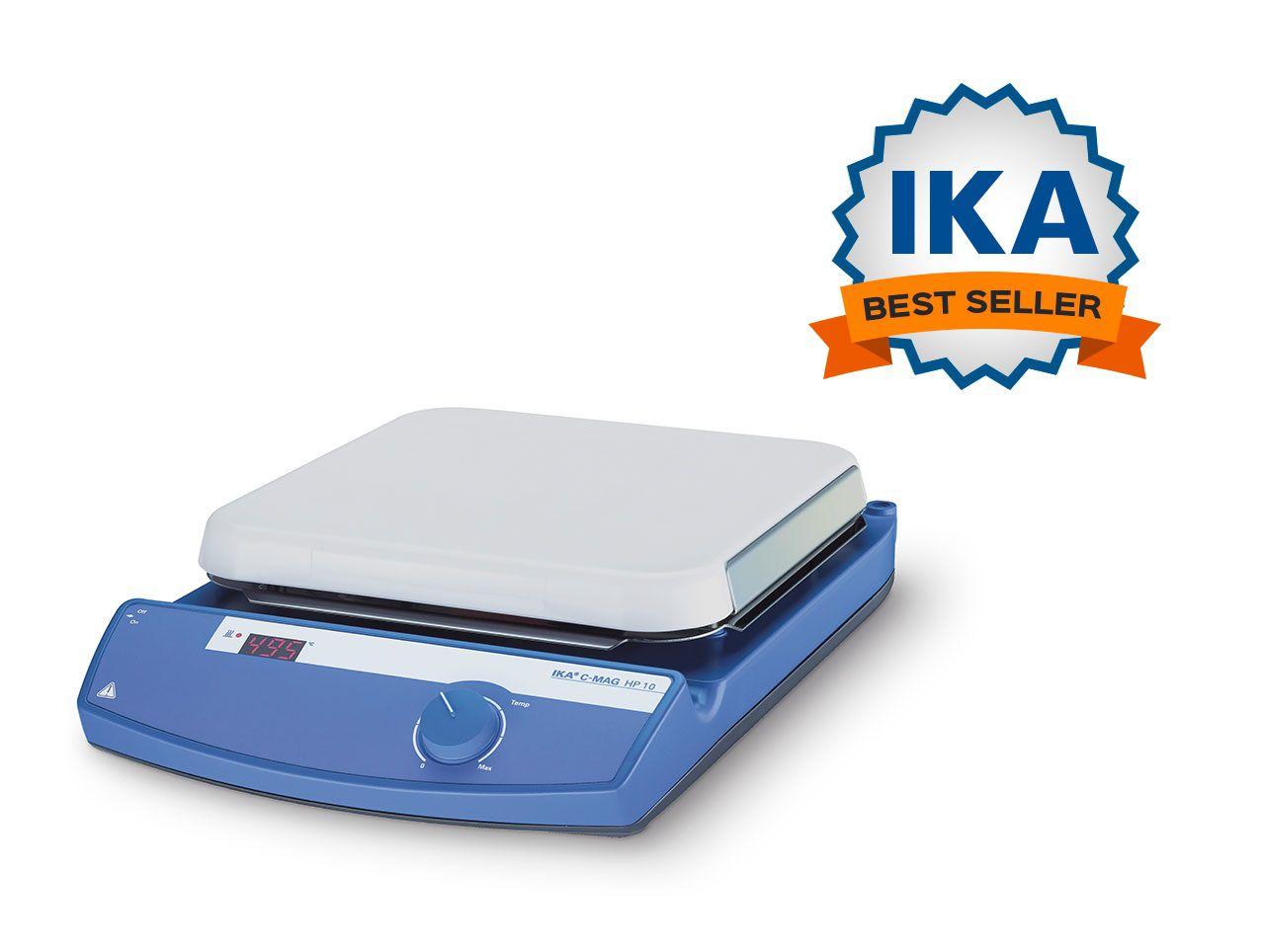 Plataforma Aquecedora Digital C-Mag HP 10 - Ika Best Seller
