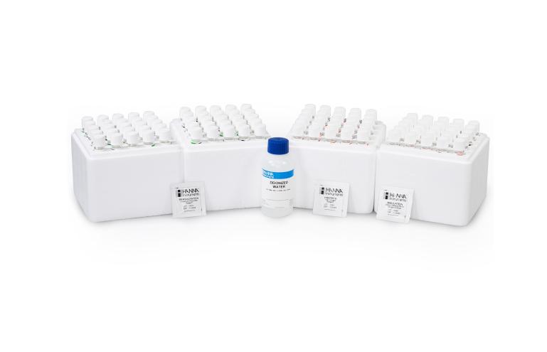 Reagente para Nitrogênio Faixa Baixa 50 testes Hanna