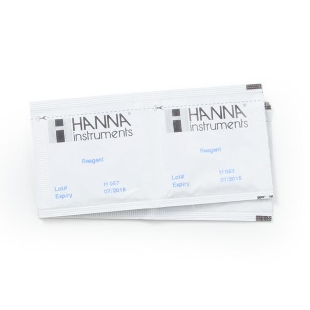 Reagente para Manganês Faixa Alta 25 testes Hanna