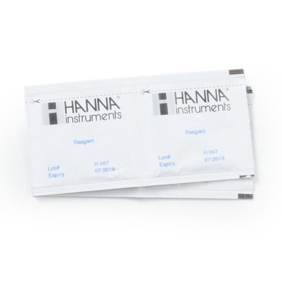 Reagente para Alumínio 100 testes Hanna