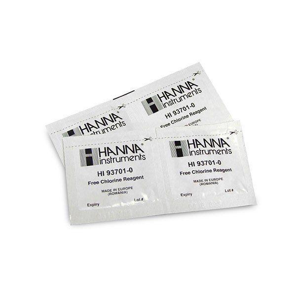Reagentes para Nitrito (Linha Checker) - 100 testes Hanna