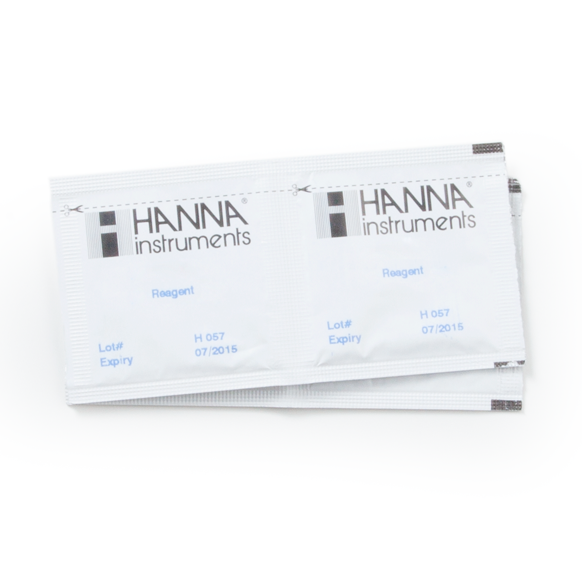 Reagente para Sulfato 100 testes Hanna